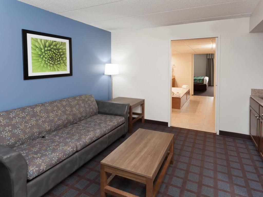 Hotellet indefra Baymont by Wyndham Fishers / Indianapolis Area