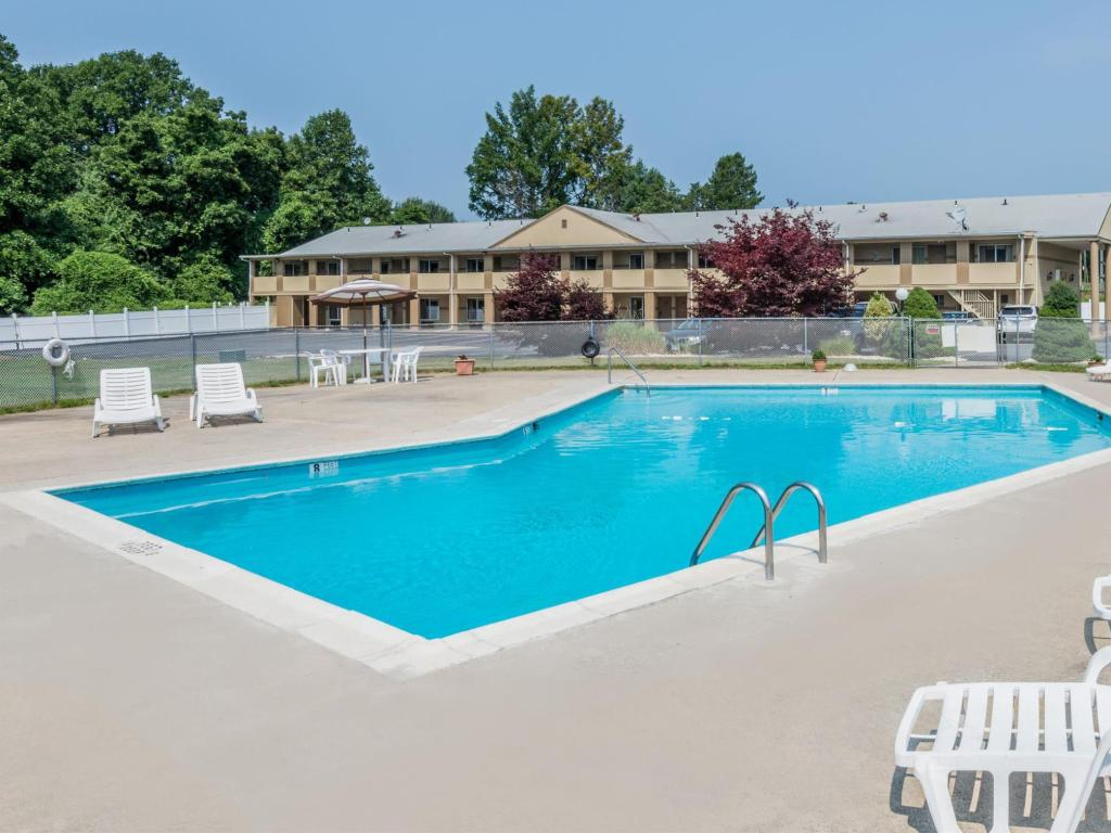 Piscina Super 8 By Wyndham Old Saybrook