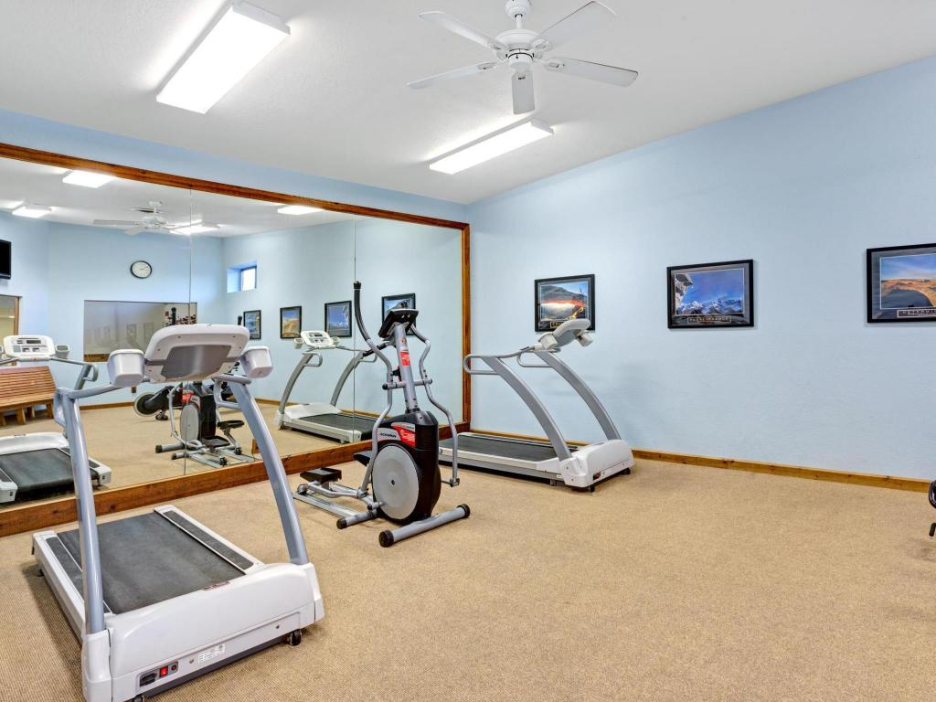Centro de fitness Super 8 By Wyndham Aberdeen East