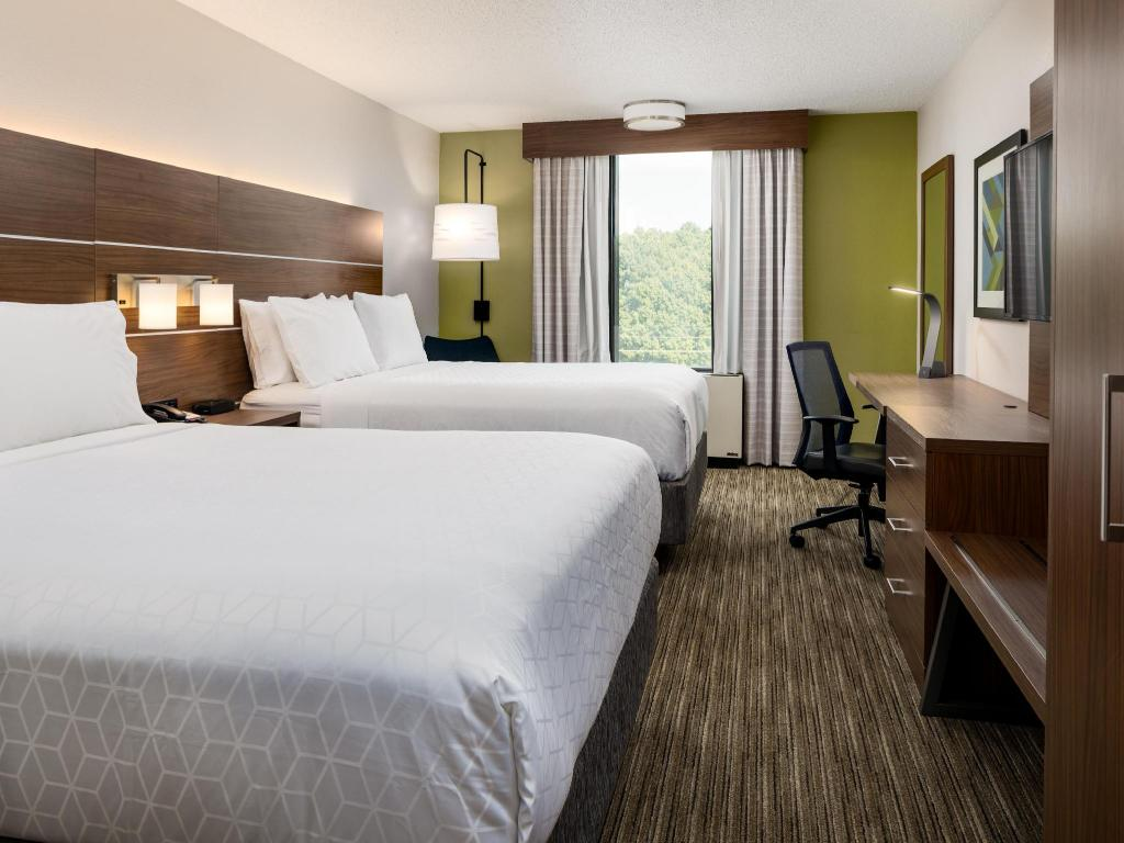 Interior view Holiday Inn Express Atlanta Airport-College Park