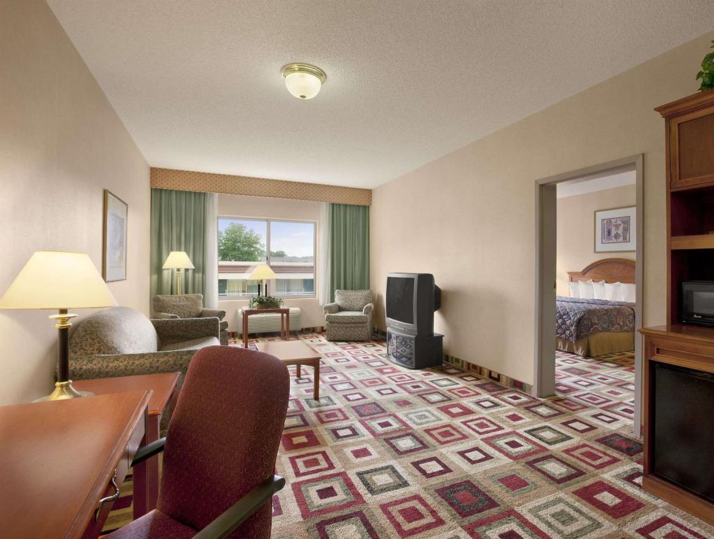 Vista interior Days Inn & Suites by Wyndham Albany