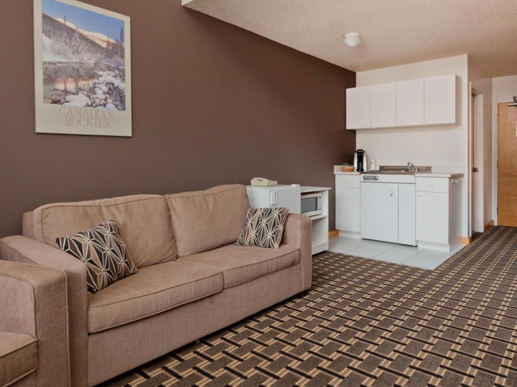 Vista interior Super 8 By Wyndham Valemount
