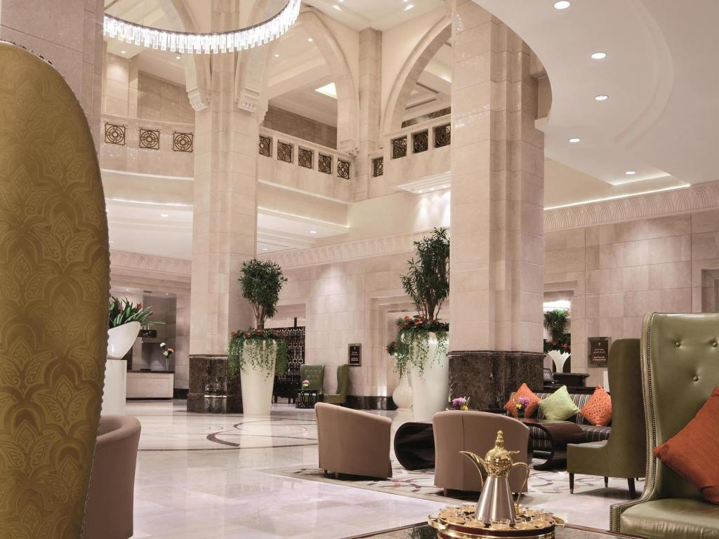 Lobby Makkah Clock Royal Tower, A Fairmont Hotel