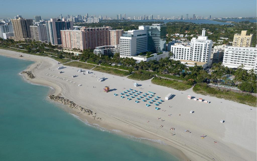 Hotellanmeldelser Av The Palms Hotel Spa Miami Beach Fl Usa