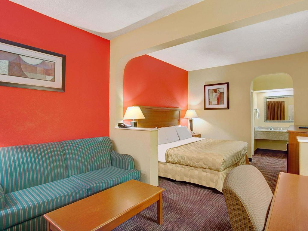 Mer om Days Inn & Suites by Wyndham Memphis East