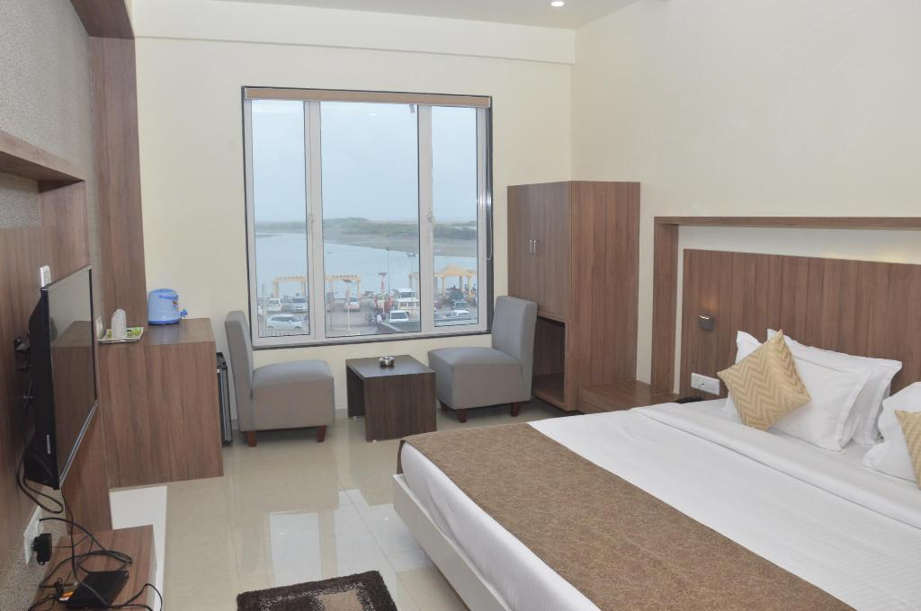 River View Double - Guestroom Hotel The Grand Dwarika