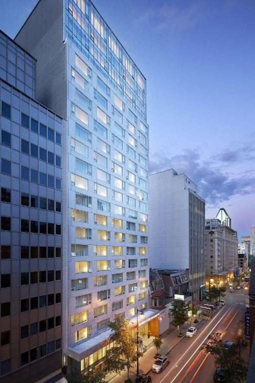Residence Inn by Marriott Montreal Downtown Montreal