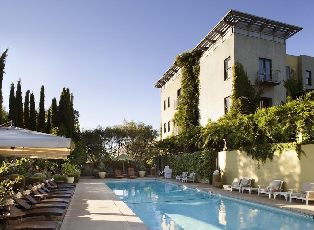 More About Hotel Healdsburg