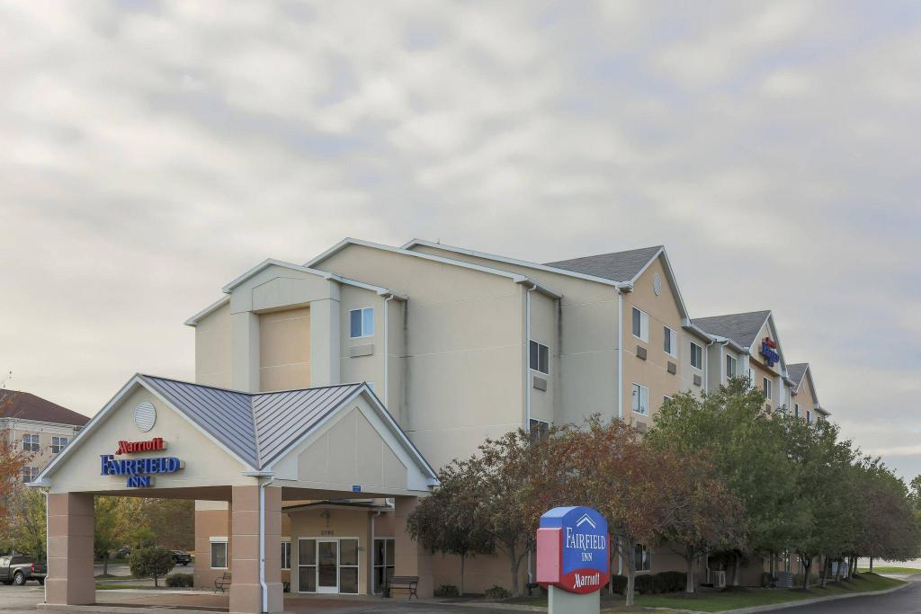 Fairfield Inn Erie Millcreek Mall In Erie Pa Room Deals Photos