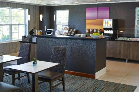 Coffee shop Residence Inn Minneapolis St. Paul/Roseville