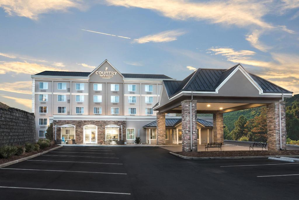 Country Inn Suites By Radisson Asheville Downtown Tunnel Road
