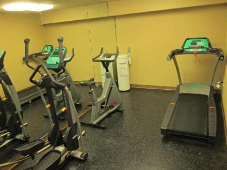 Fitness center Extended Stay America Orlando Lake Buena Vista