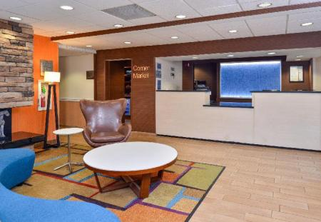 Hol Fairfield Inn & Suites Kenner New Orleans Airport