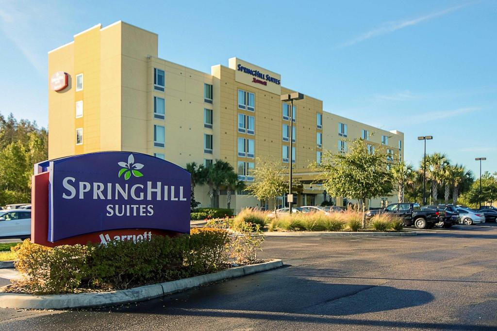 SpringHill Suites Tampa North/I-75 Tampa Palms in Tampa (FL) - Room ...