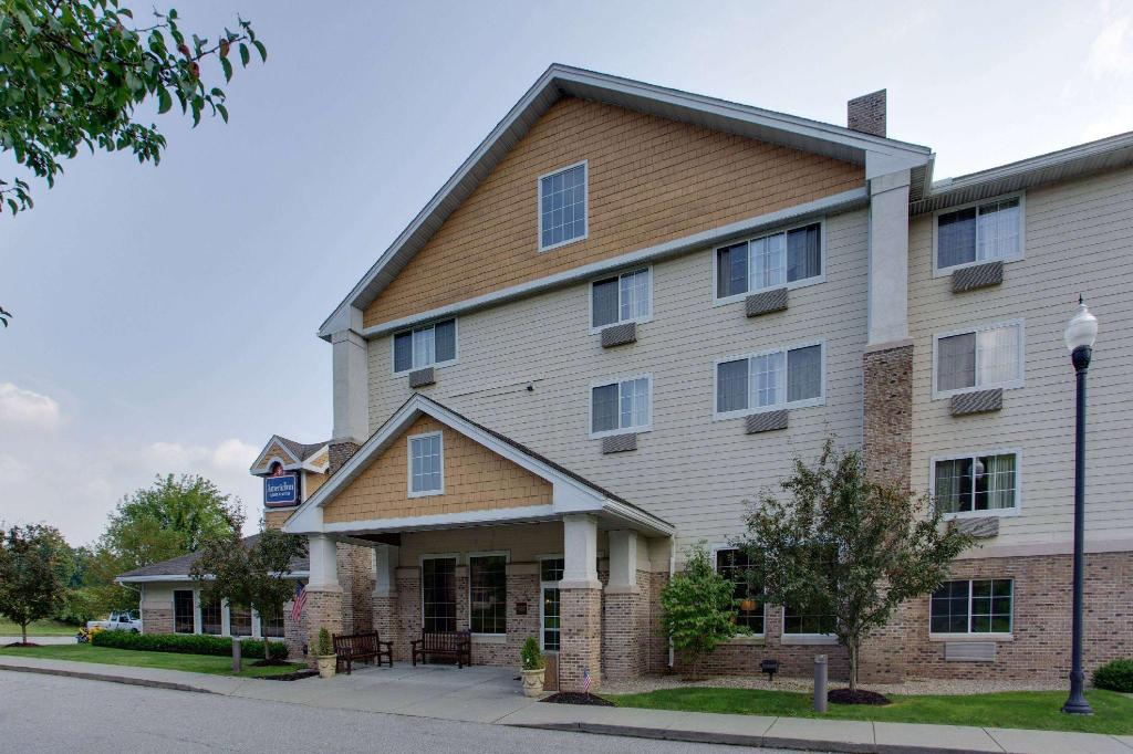More about AmericInn by Wyndham Griswold