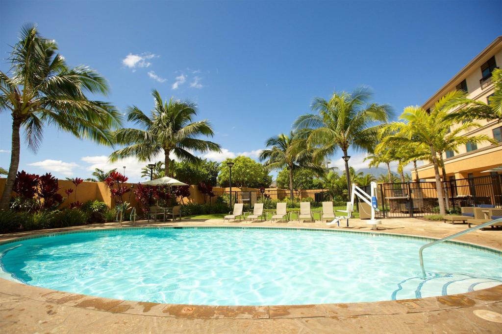 More About Courtyard Maui Kahului Airport