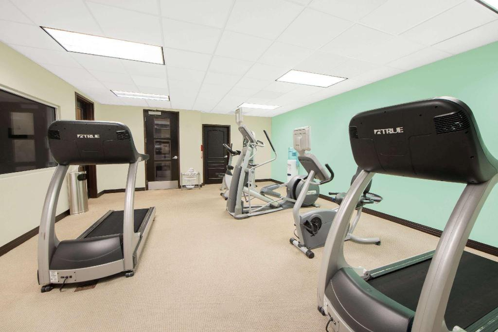 fitnesscenter Hawthorn Suites by Wyndham Lubbock