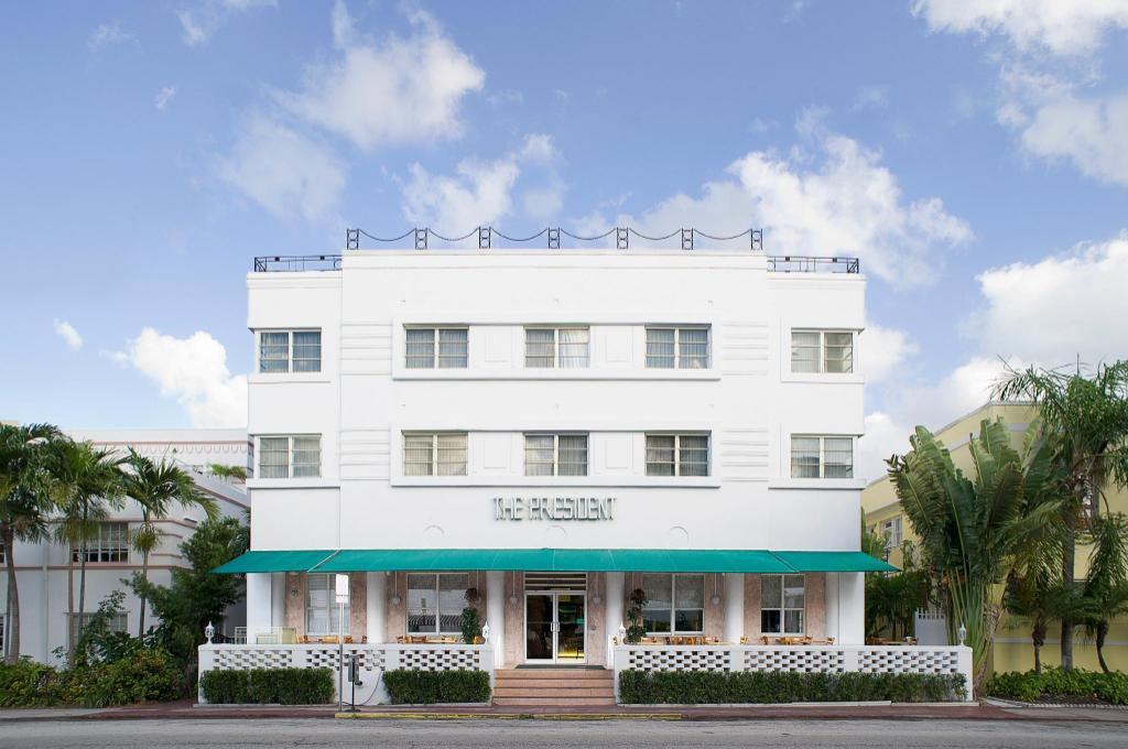 President Hotel Miami Beach Fl 2020