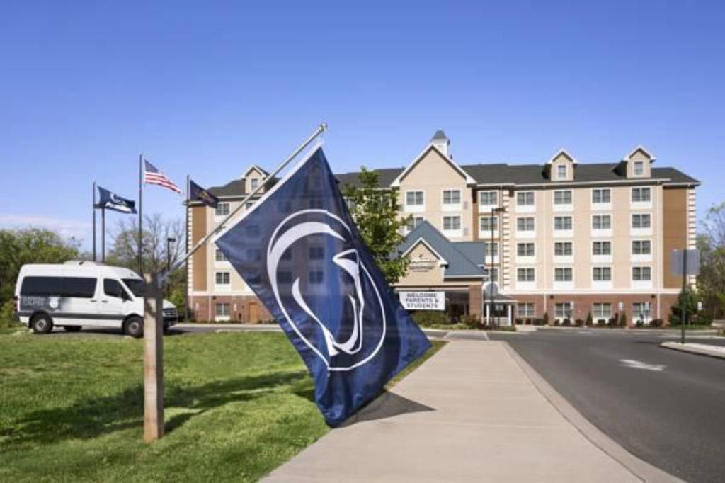 Вход Country Inn & Suites by Radisson, State College (Penn State Area), PA