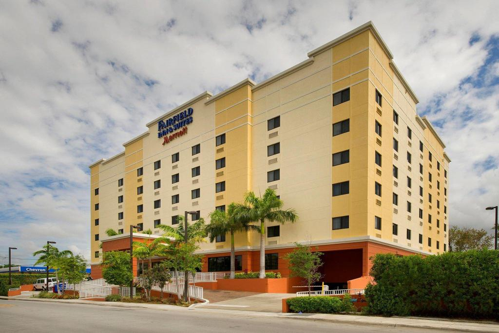 Más sobre Fairfield Inn & Suites Miami Airport South
