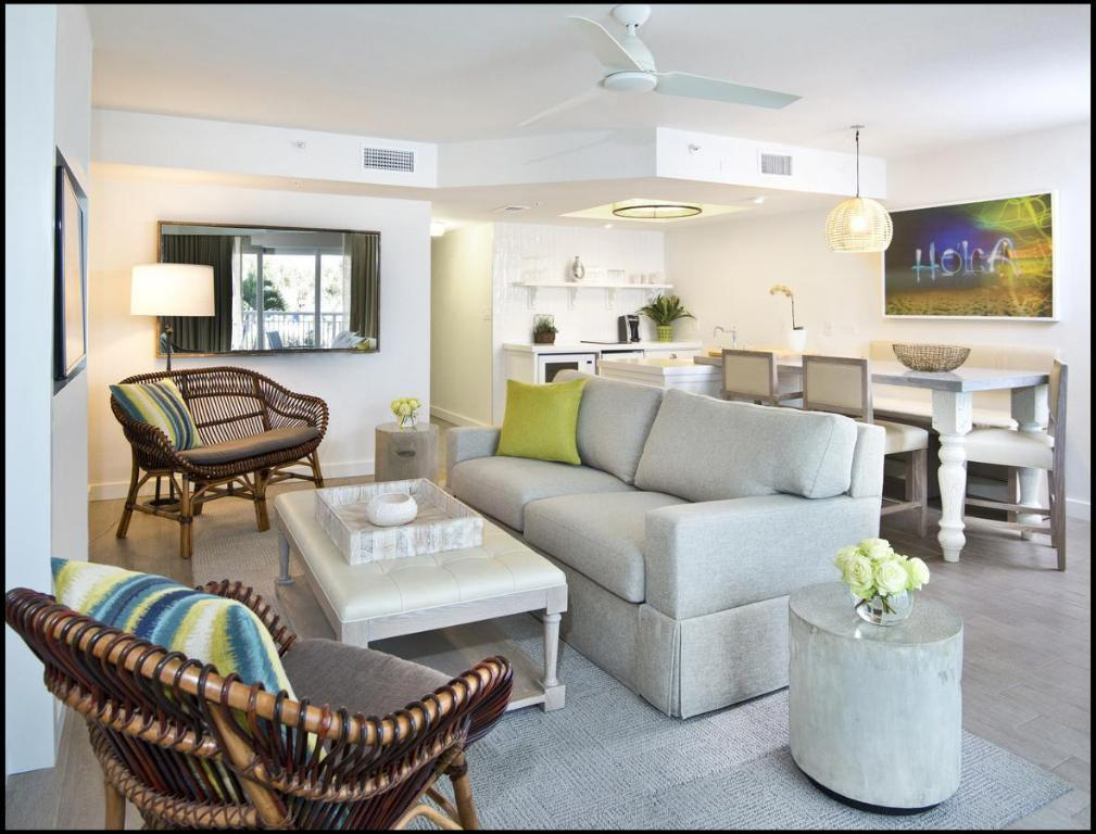 Suite Superior extragrande - Habitación Beach House Suites by the Don CeSar