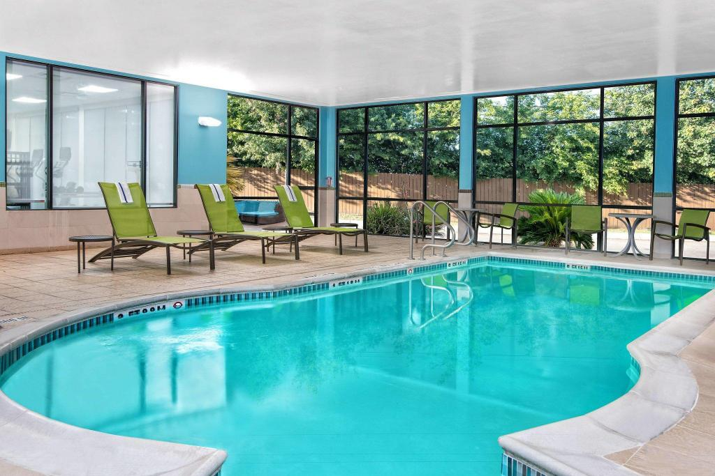 Pool SpringHill Suites San Antonio SeaWorld®/Lackland