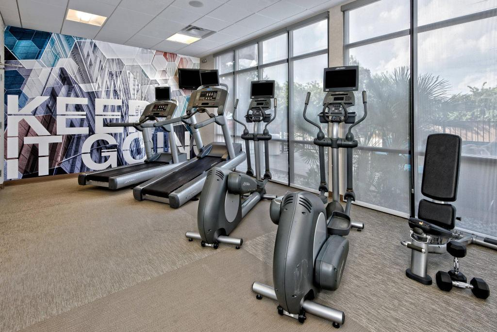 gym SpringHill Suites San Antonio SeaWorld®/Lackland