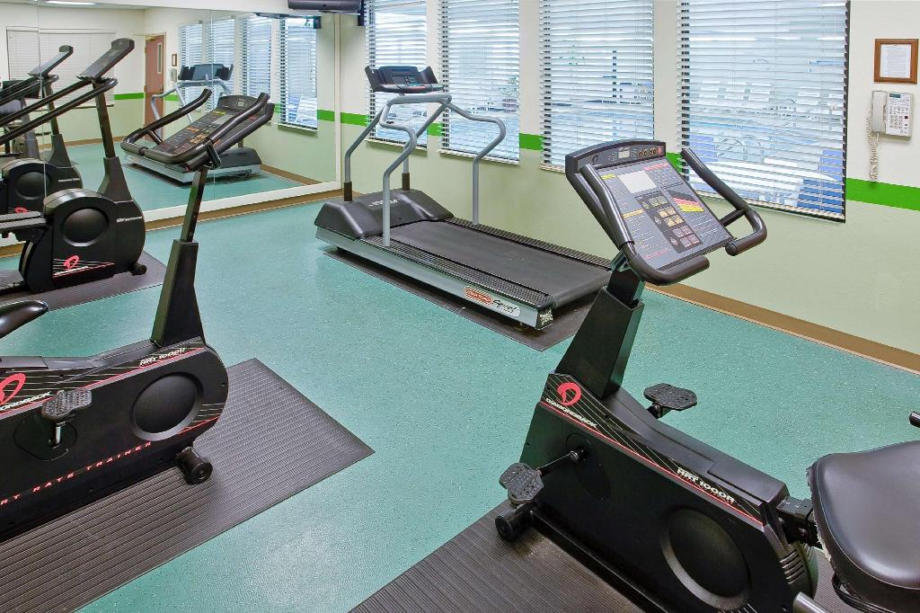 Centro de fitness Extended Stay America Findlay Tiffin Avenue