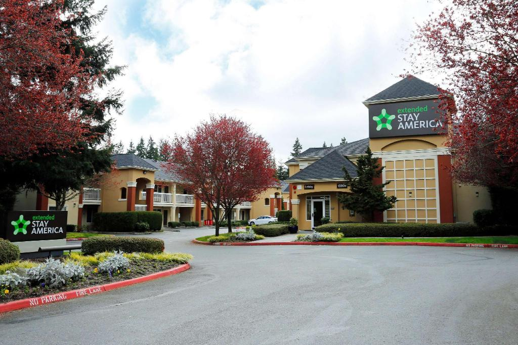 Mer om Extended Stay America Seattle Redmond