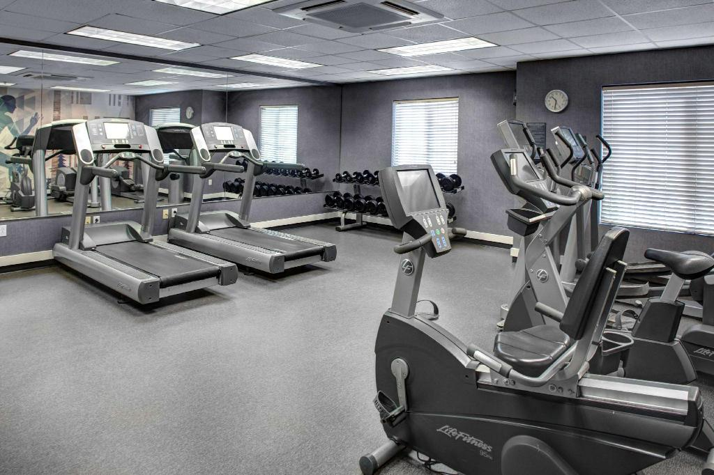 Gimnasio Hyatt House Morristown