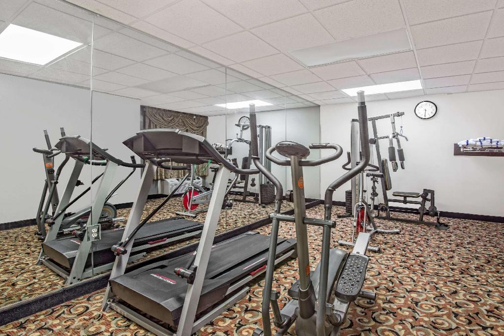 gym Baymont by Wyndham Boston Heights/Hudson