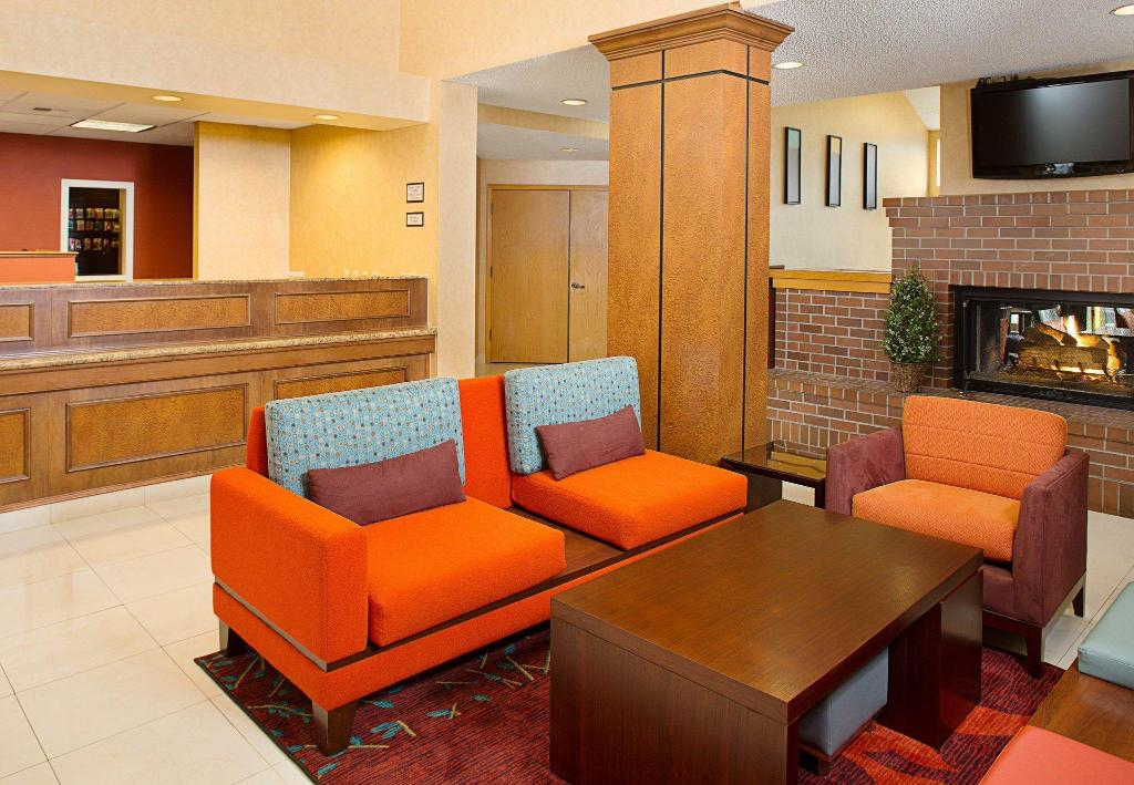 Lobby Residence Inn Seattle Northeast/Bothell