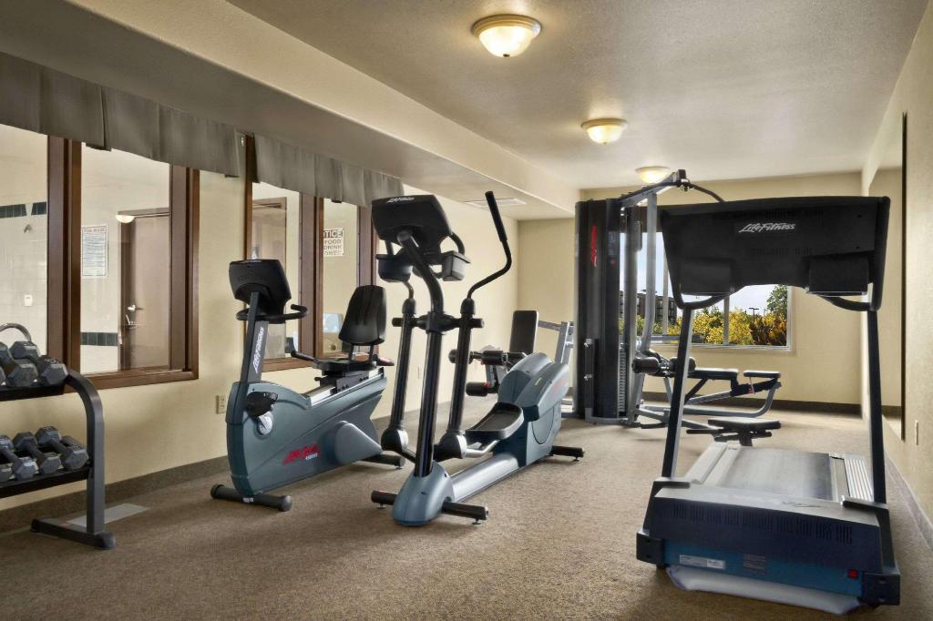 Fitnesscenter Super 8 by Wyndham Fort St. John BC