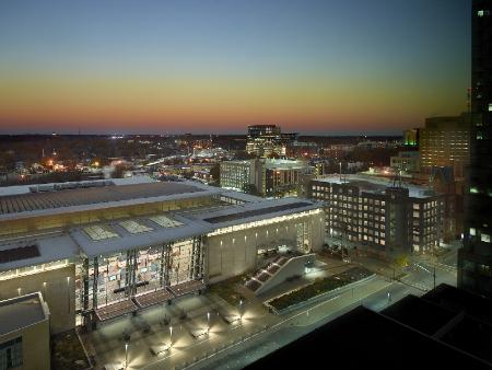 ローリー マリオット シティ センター Raleigh Marriott City Center