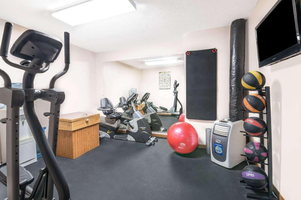 Centro de fitness Days Inn by Wyndham Spearfish
