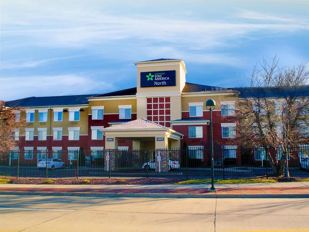 Extended Stay America Beachwood N Orange Place