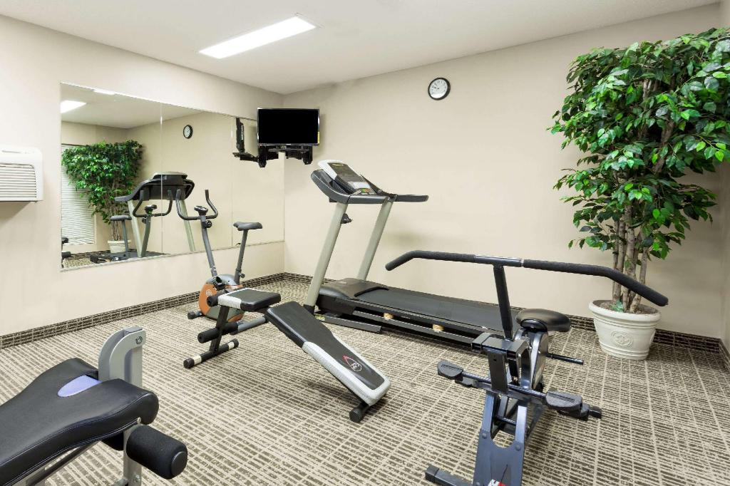 gym Baymont by Wyndham Orangeburg