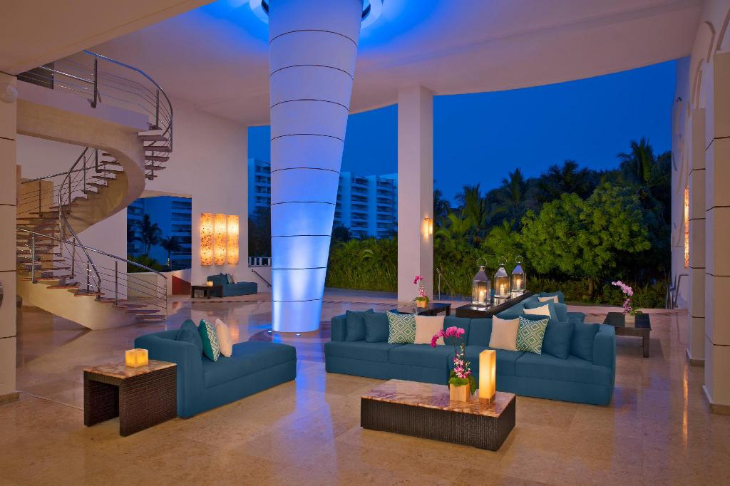 Lobby Dreams Villamagna Nuevo Vallarta - All Inclusive