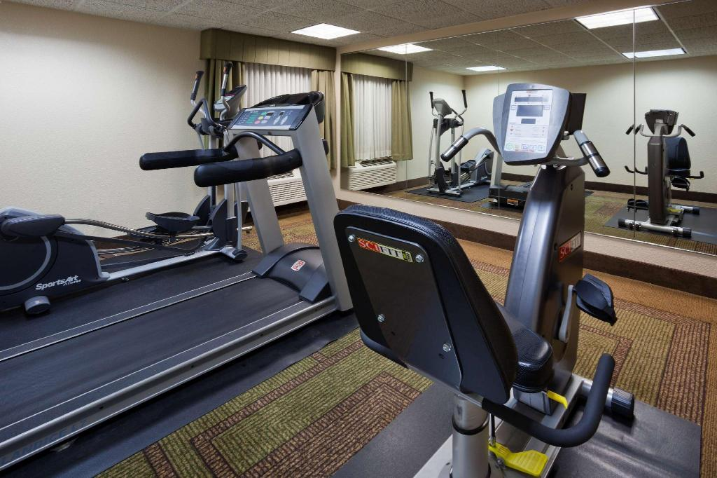 gym La Quinta Inn Minneapolis Airport Bloomington