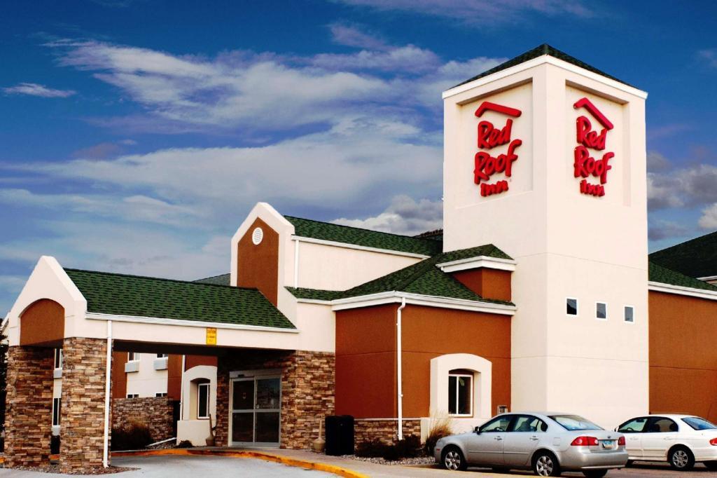 Red Roof Inn Fargo I 94 Medical Center In Fargo Nd