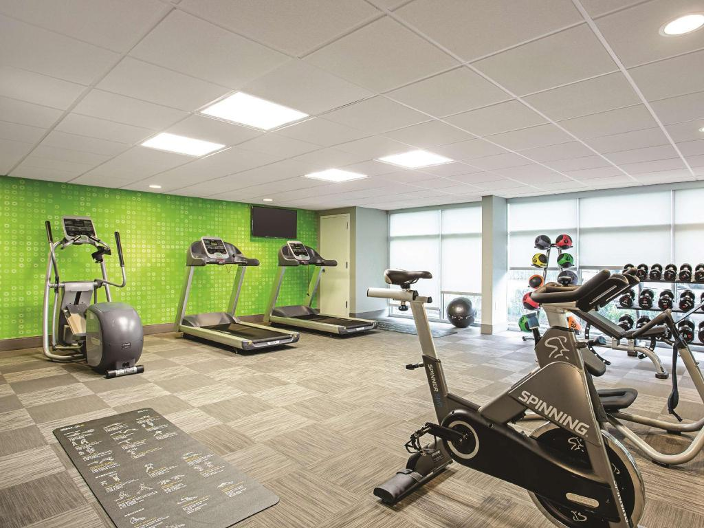 gym La Quinta Inn & Suites Baltimore North/White Marsh