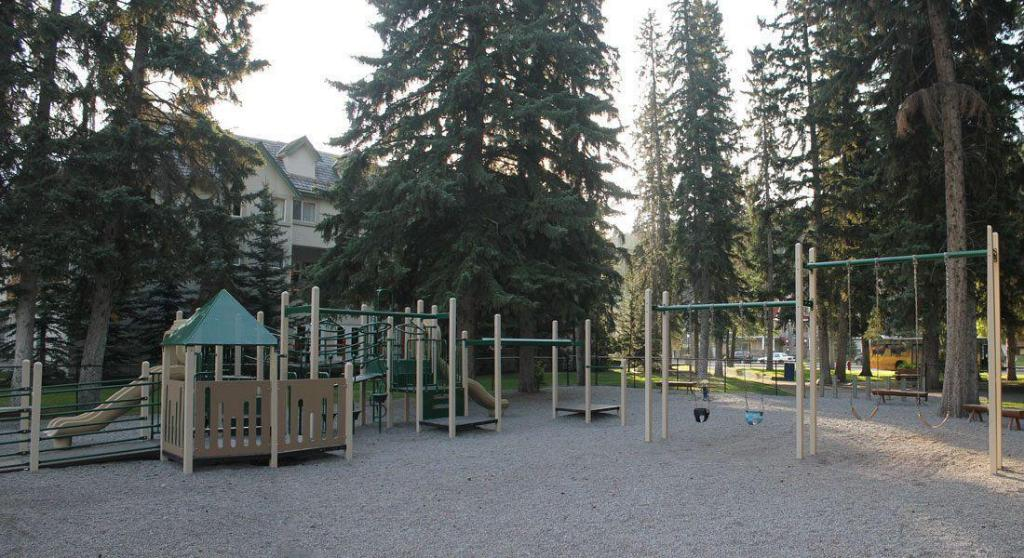 Playground The Rundlestone Lodge