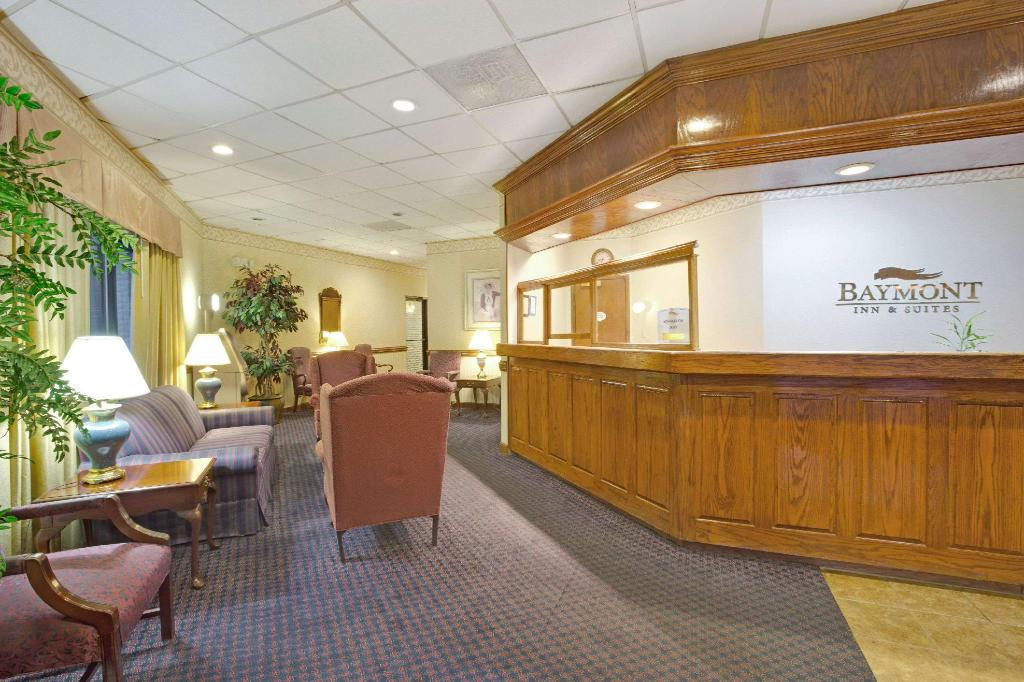 Lobby Baymont by Wyndham Rock Hill