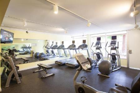 Fitness center Palm Garden Hotel