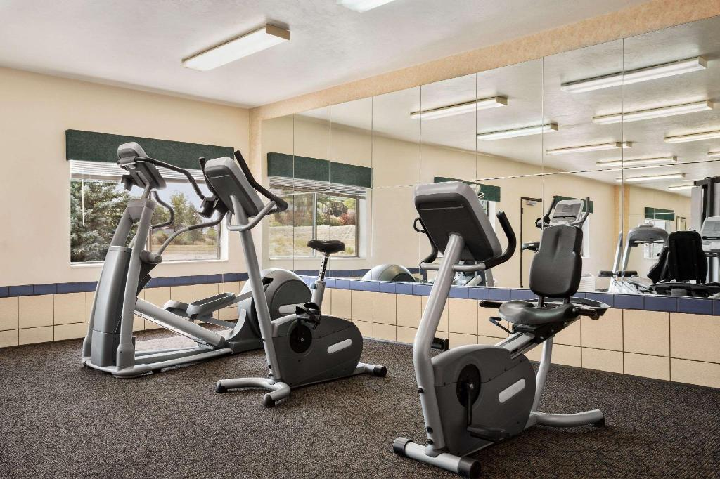 Centro de fitness Travelodge by Wyndham Green River
