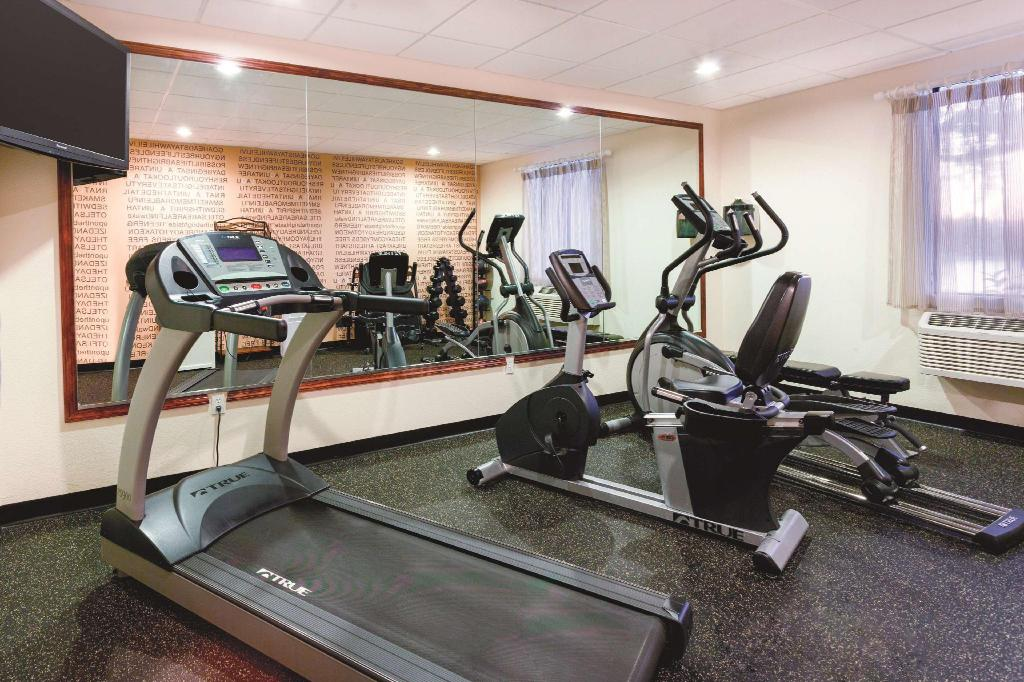 gym La Quinta Inn and Suites Bonita Springs Naples North