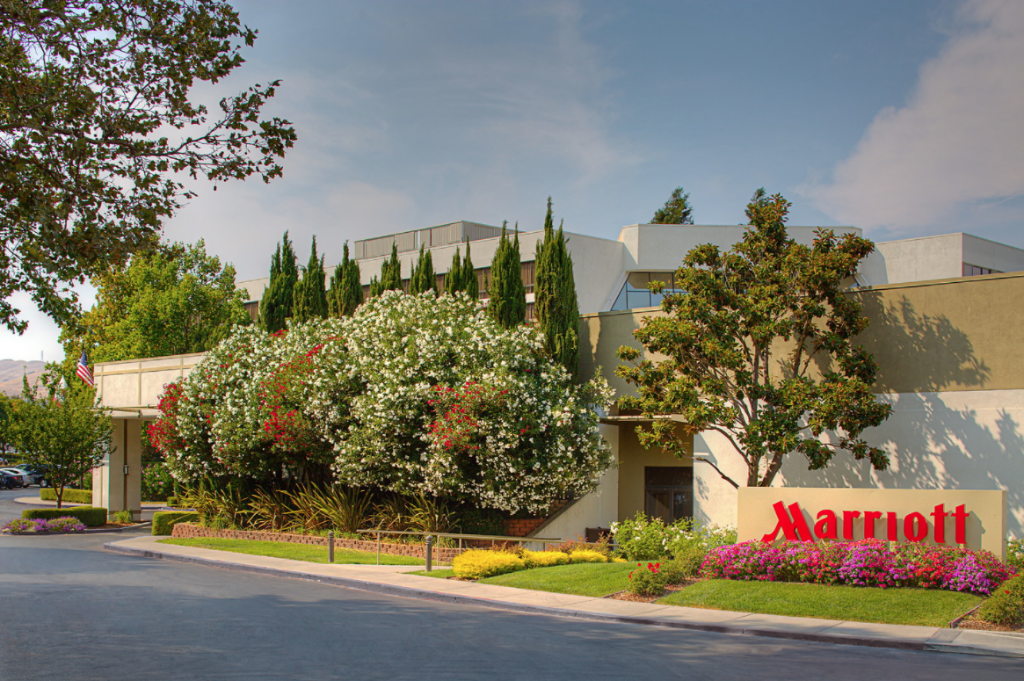 Mer om Pleasanton Marriott