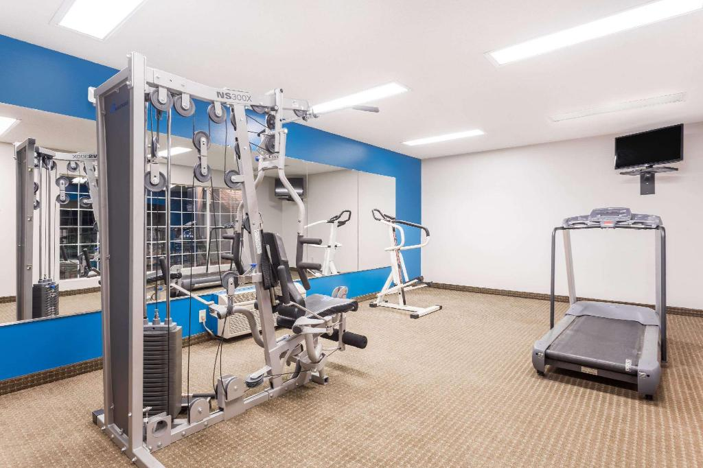 Centro de fitness Baymont by Wyndham Duncan/Spartanburg