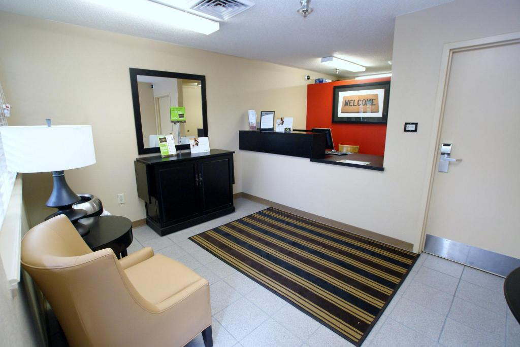 Lobby Extended Stay America Nashville Brentwood South