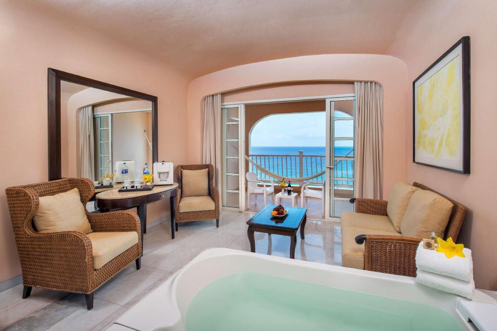 Vista interior Cozumel Palace-All Inclusive